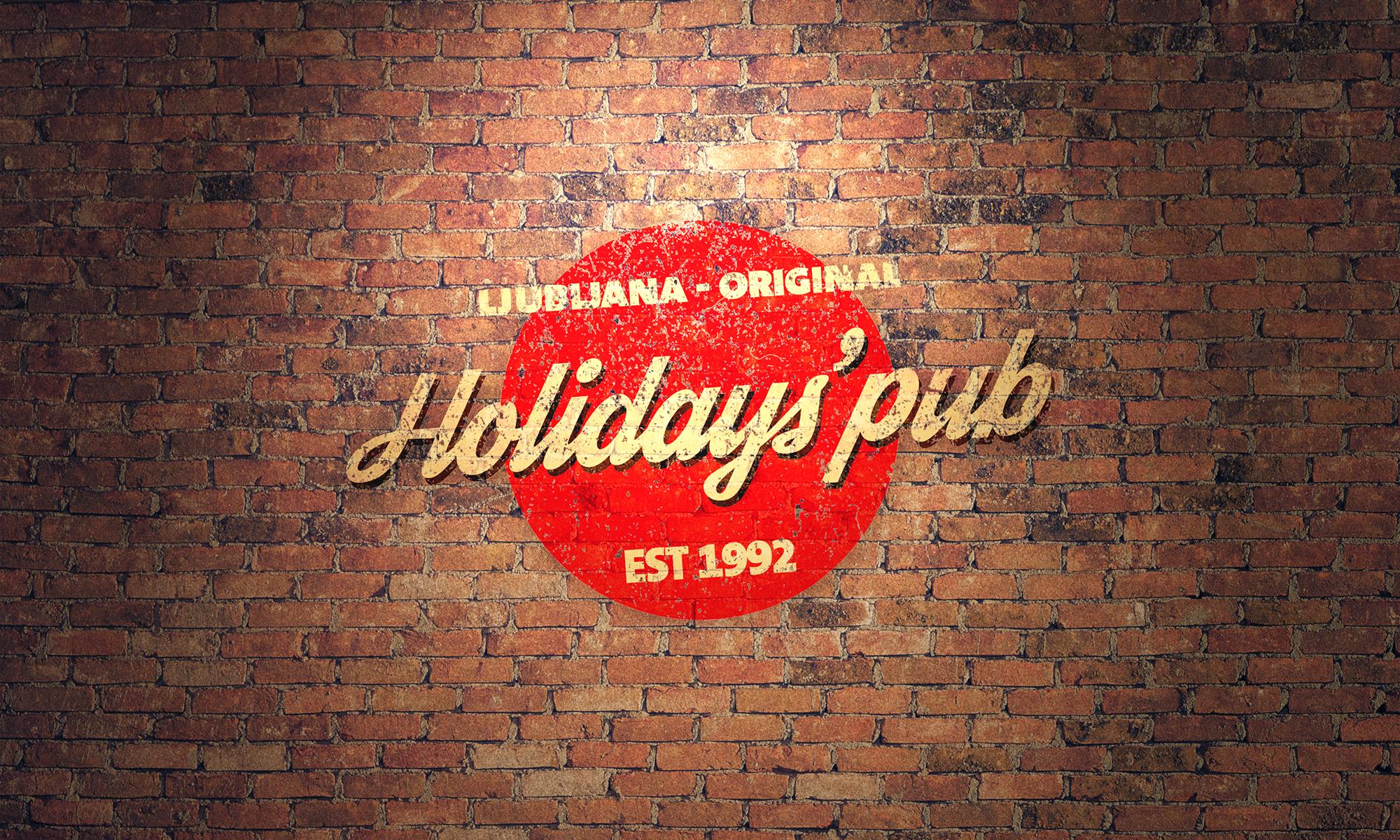 Holidays' Pub